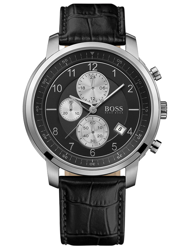 Hugo Boss 1512646 Herrenuhr Chronograph