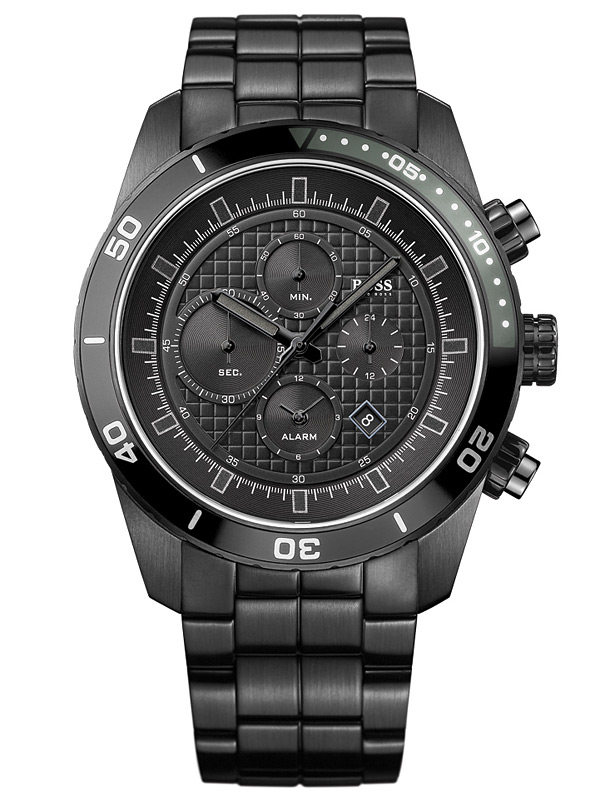 Hugo Boss 1512658 Herrenuhr Chronograph
