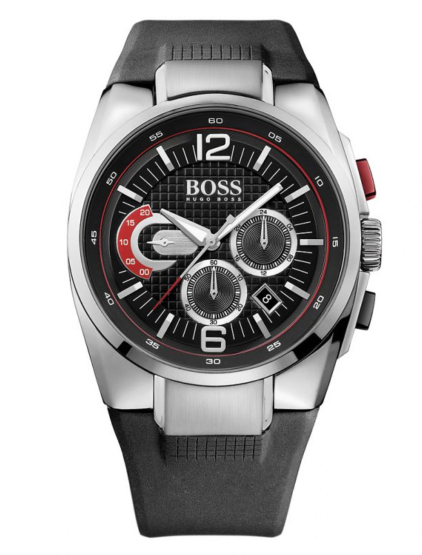 Hugo Boss 1512735 Herrenuhr Chronograph