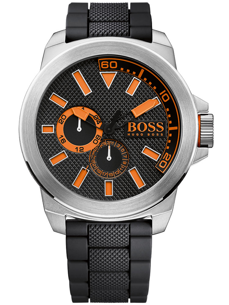 Image of BOSS ORANGE 1513011 Silikonband Herren 50 mm