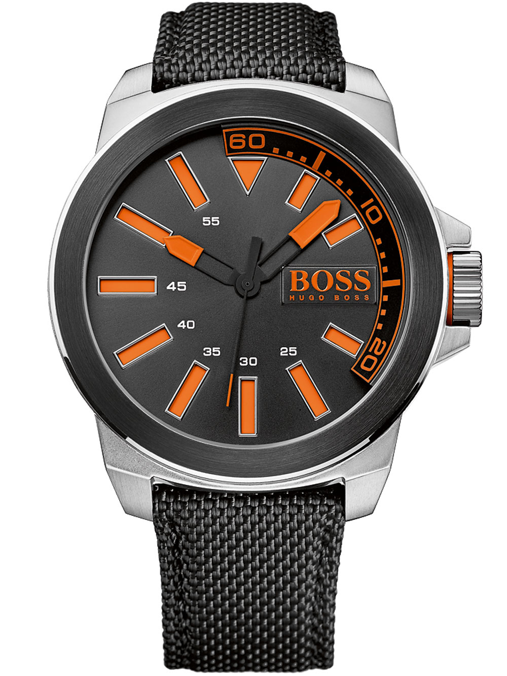Image of BOSS ORANGE 1513116 Herrenuhr 50 mm