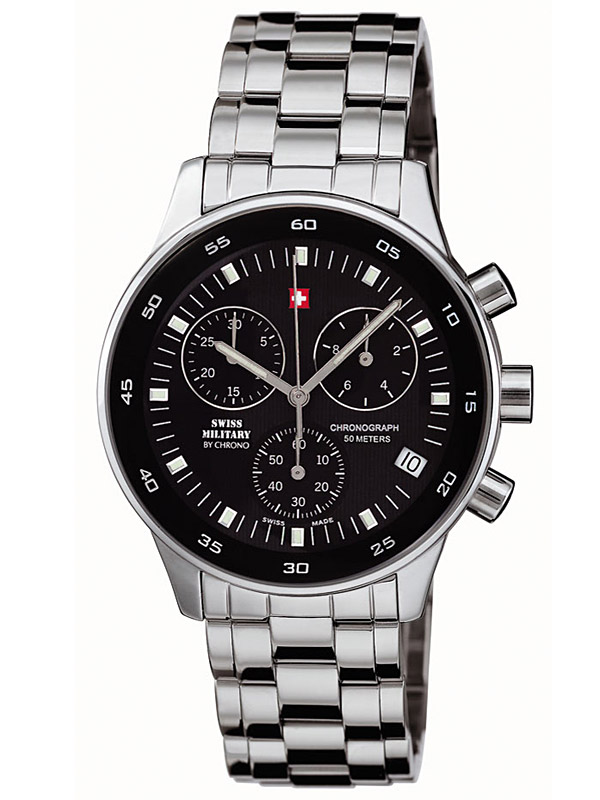 Image of Swiss Military SM30052.01 Chronograph