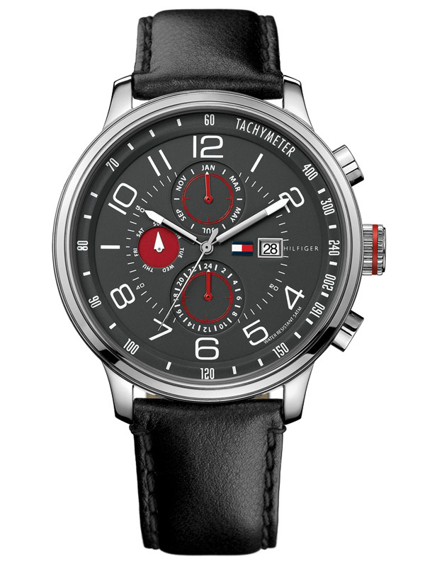 Tommy Hilfiger 1790859 Herrenuhr Multifunktion