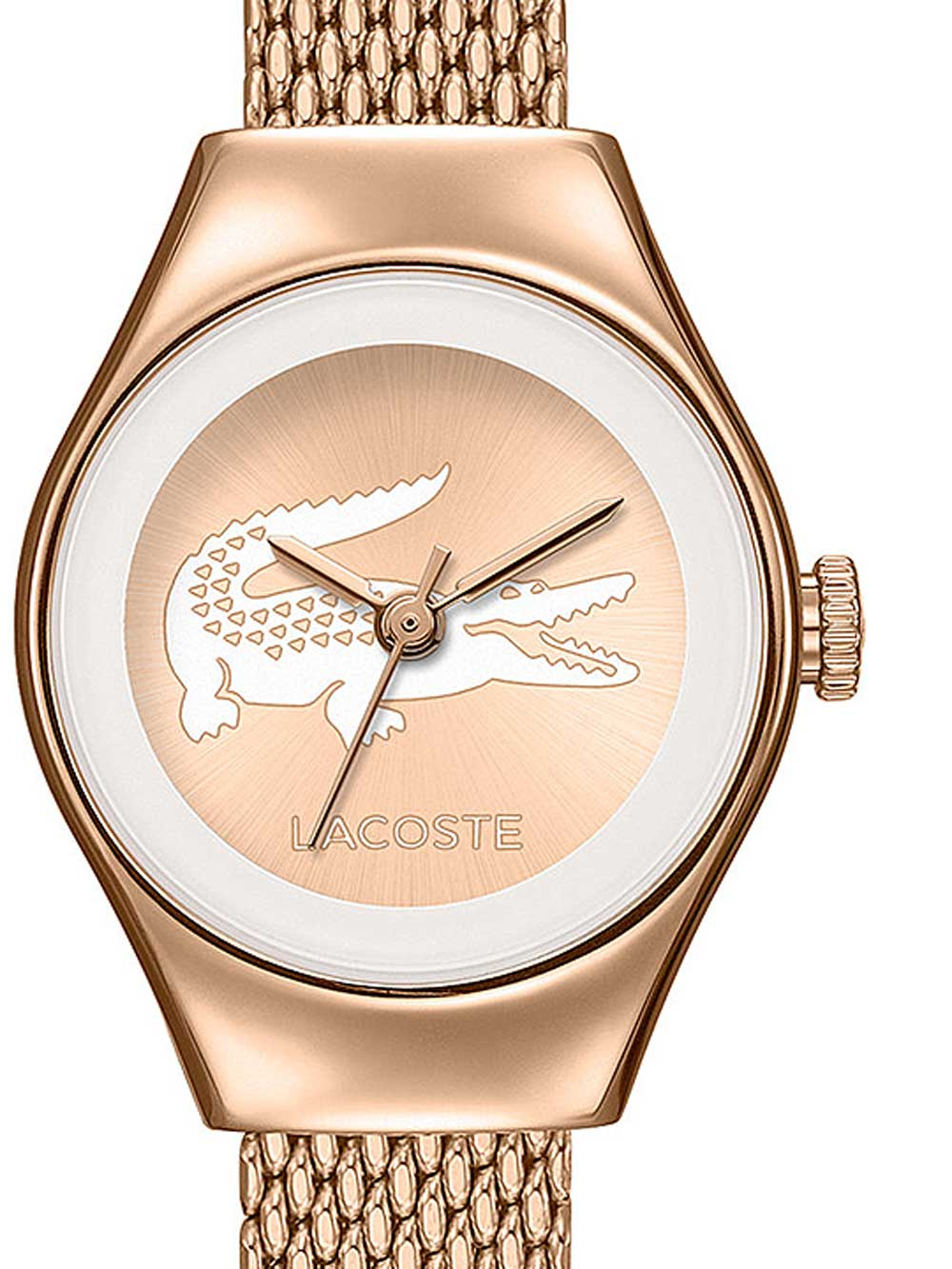 Image of Lacoste 2000875 Valencia Damen 24mm 3ATM