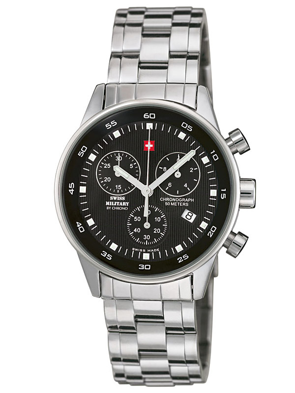 Image of Swiss Military SM34005.01 Chronograph