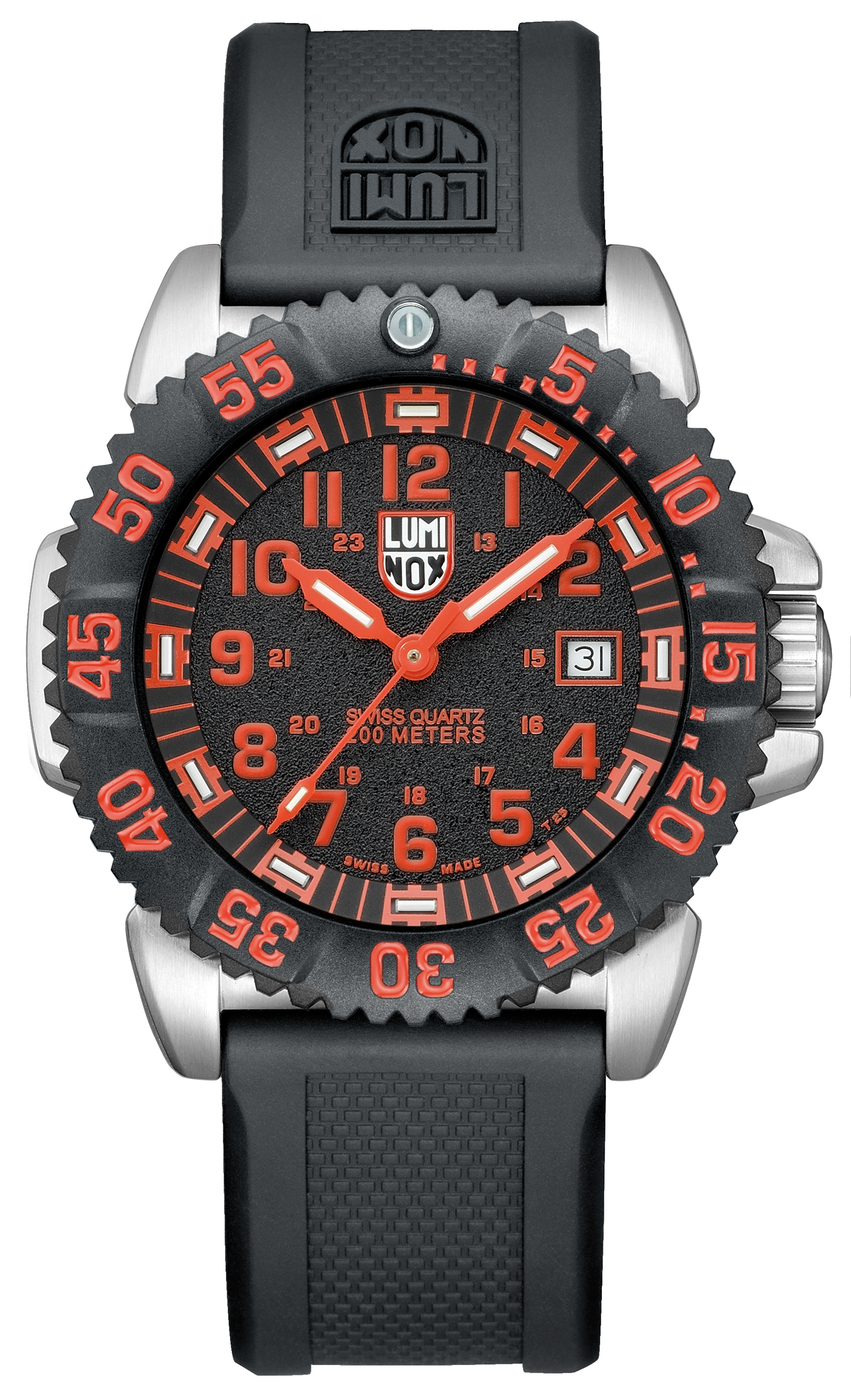 Luminox Navy Seal Steel Colormark 3150 Series Modell 3165