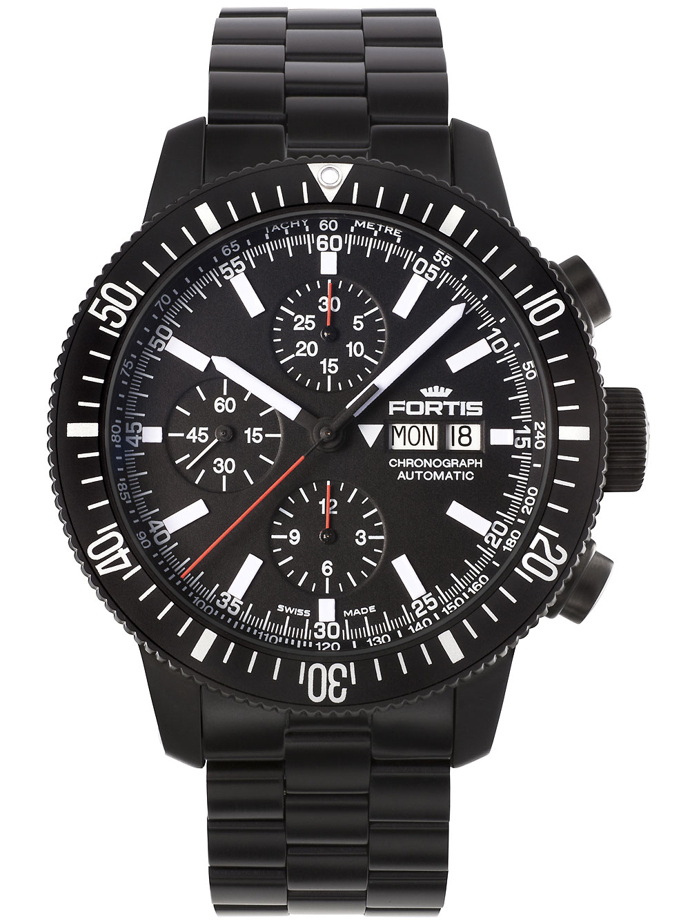 Image of Fortis 638.18.31 M Cosmonauts Chronograph 45mm 20ATM