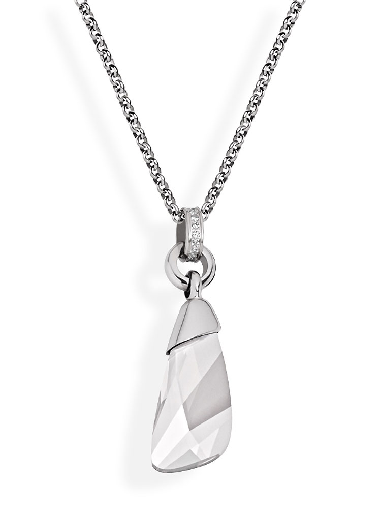 Tamaris Wings Collier A03620010 65+5cm Anh. Silver Shade