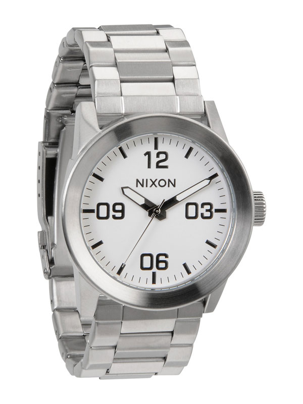 NIXON Private SS A-276-100 White Herrenuhr