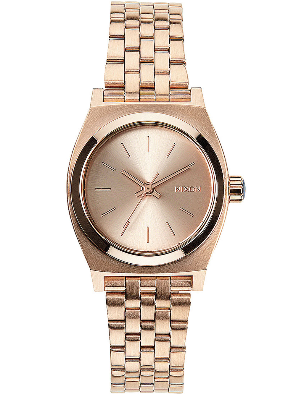 NIXON A399-897 Small Time Teller All Rose Gold 26mm 10ATM