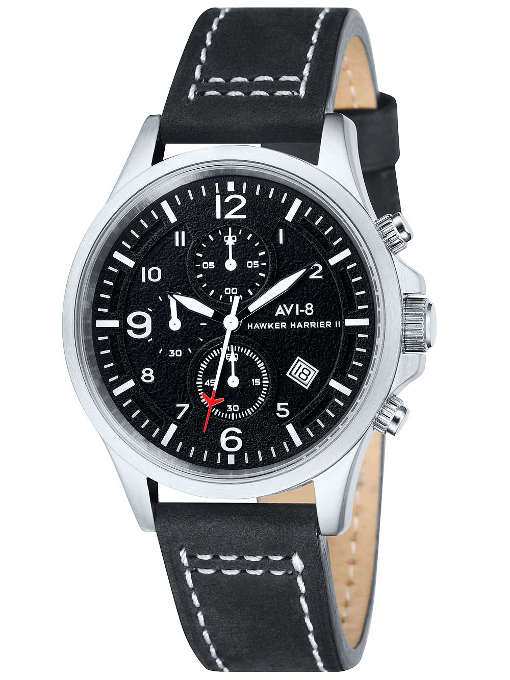 Image of AVI-8 AV-4001-01 Hawker Harrier II Chrono 42mm 5ATM