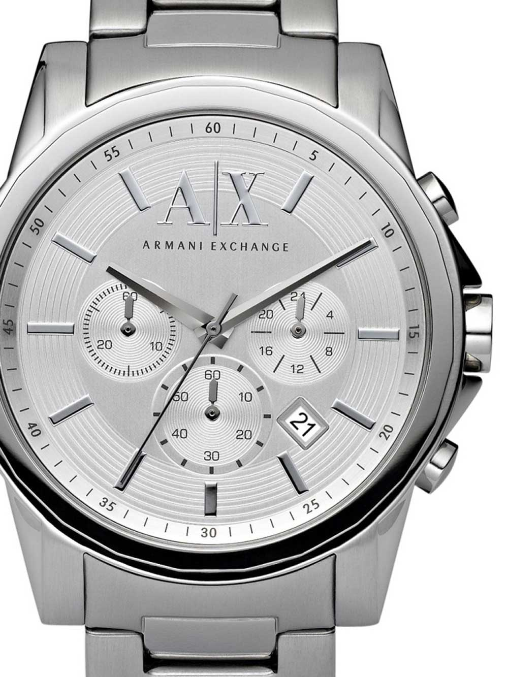 Image of Armani Exchange AX2058 Outerbanks Chronograph 45mm 5ATM