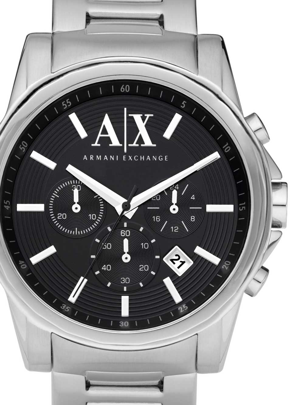 Image of Armani Exchange AX2084 Outerbanks Chronograph 45mm 5ATM