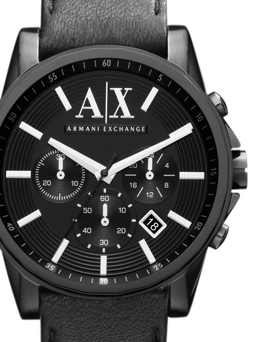 Image of Armani Exchange AX2098 Outerbanks Chronograph 45mm 5ATM