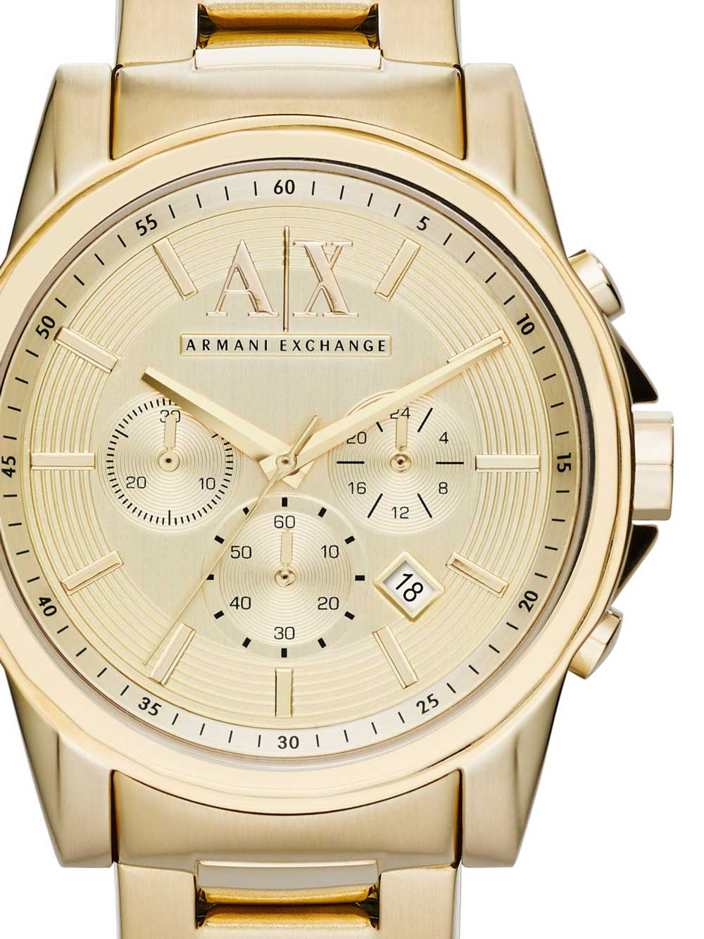 Image of Armani Exchange AX2099 Outerbanks Chronograph 45mm 5ATM