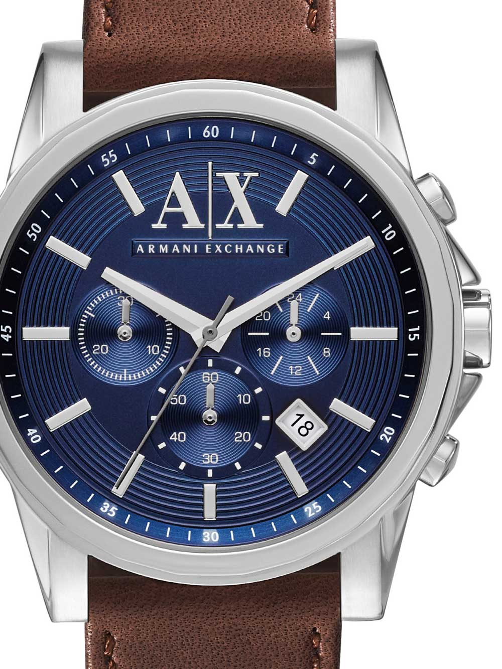 Image of Armani Exchange AX2501 Outerbanks Chronograph 45mm 5ATM