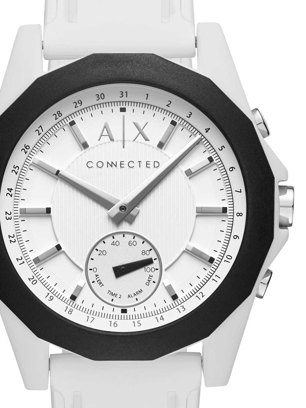 Image of Armani Exchange AXT1000 Exchange Connected Unisex 44mm 5ATM