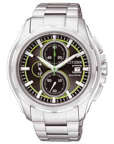 Citizen CA0270-59G Eco-Drive Multifunktion Chrono Edelstahl