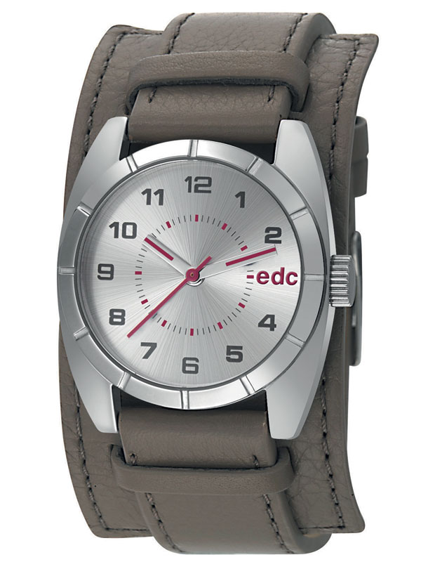 edc by Esprit EE100182006 Sundial Ray Calming Taupe Damenuhr