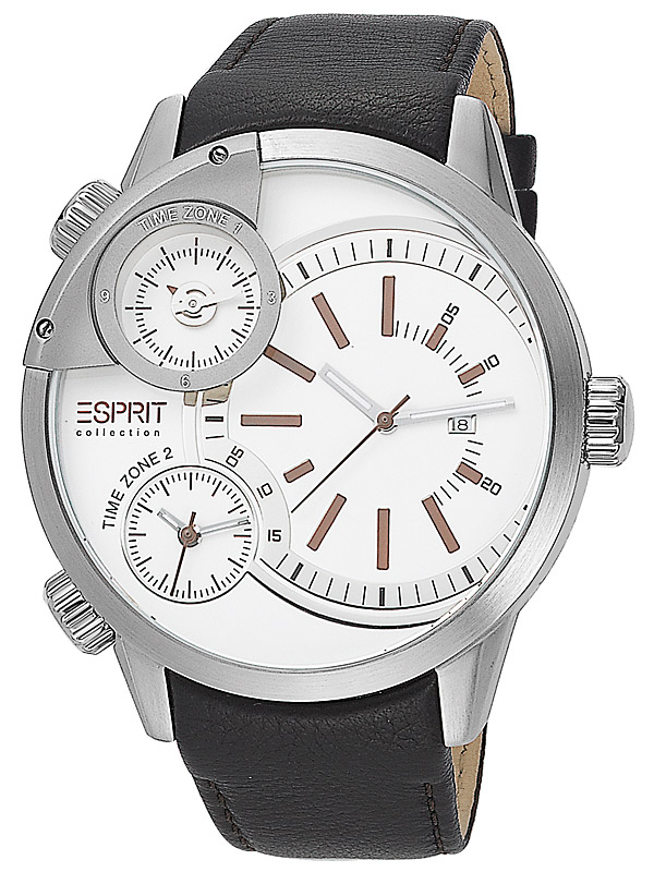 Esprit Collection EL101431F01 Poseidon Brown Herrenuhr