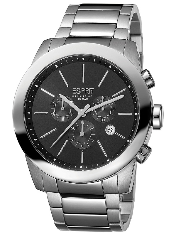 Esprit Collection EL900151001 Belos Black Herrenuhr Chronograph