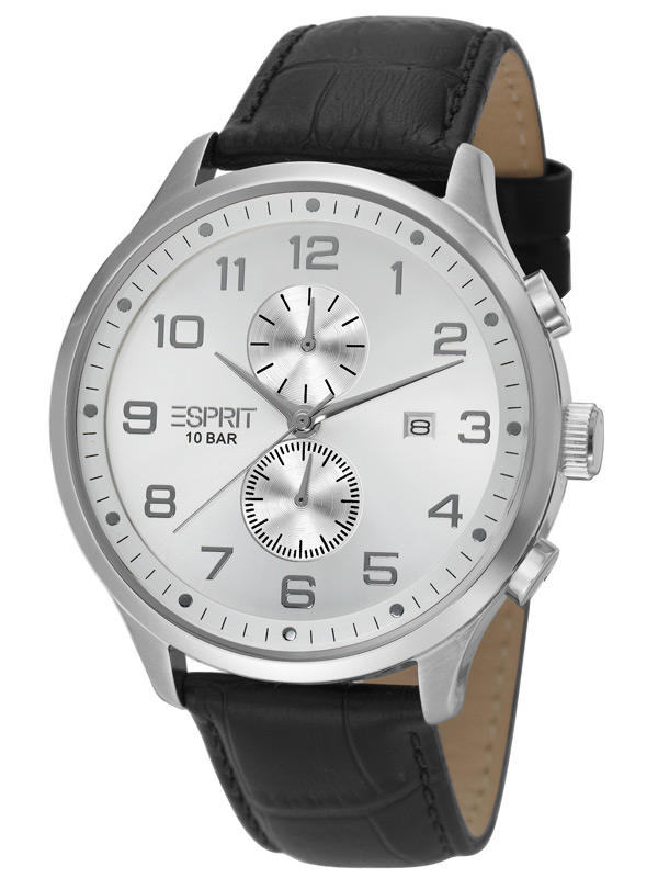 Esprit Cerritos Chrono White ES105581002 Herrenuhr