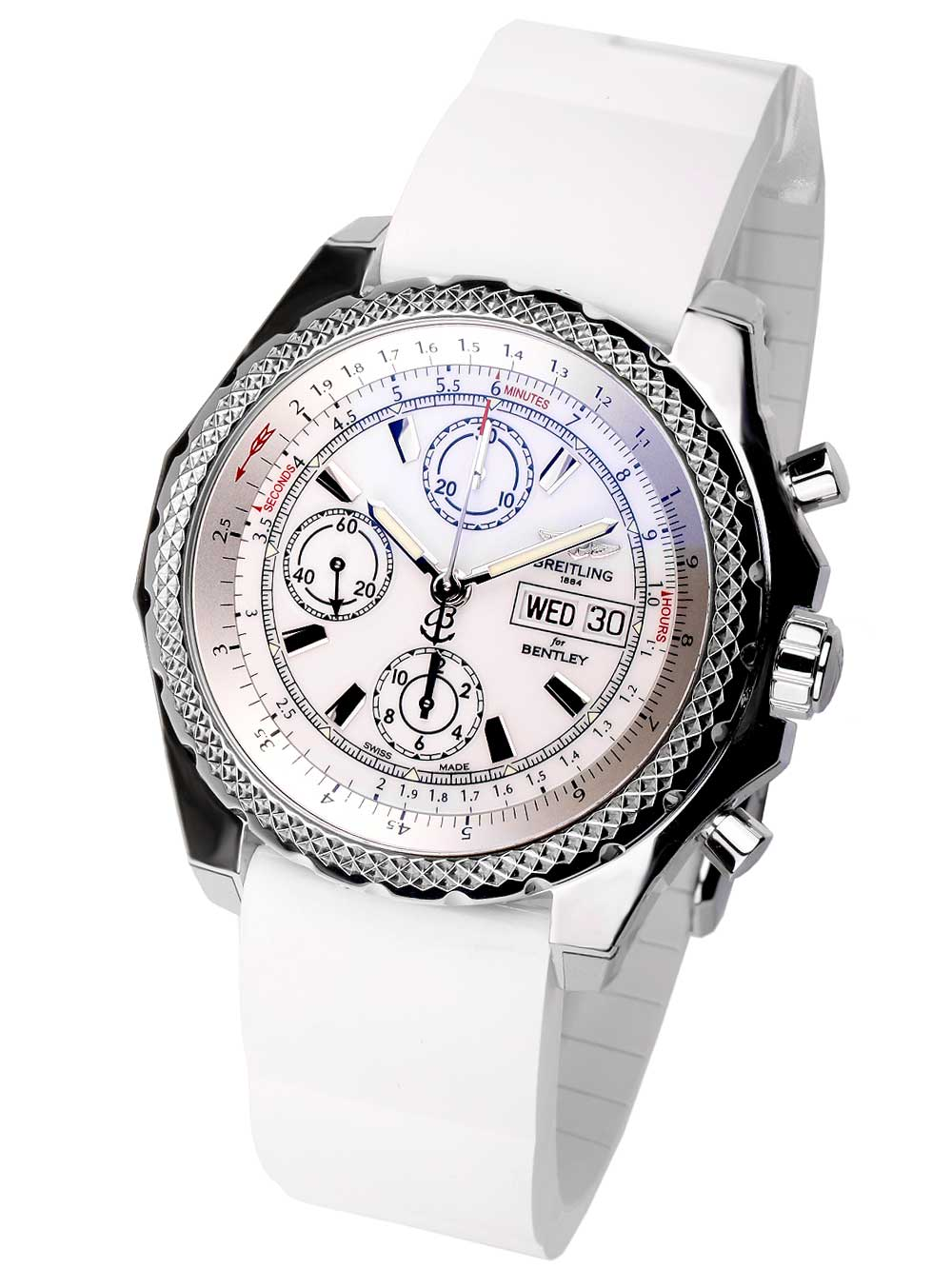Image of Breitling A1336512.A736.215S Bentley GT Herren 43mm