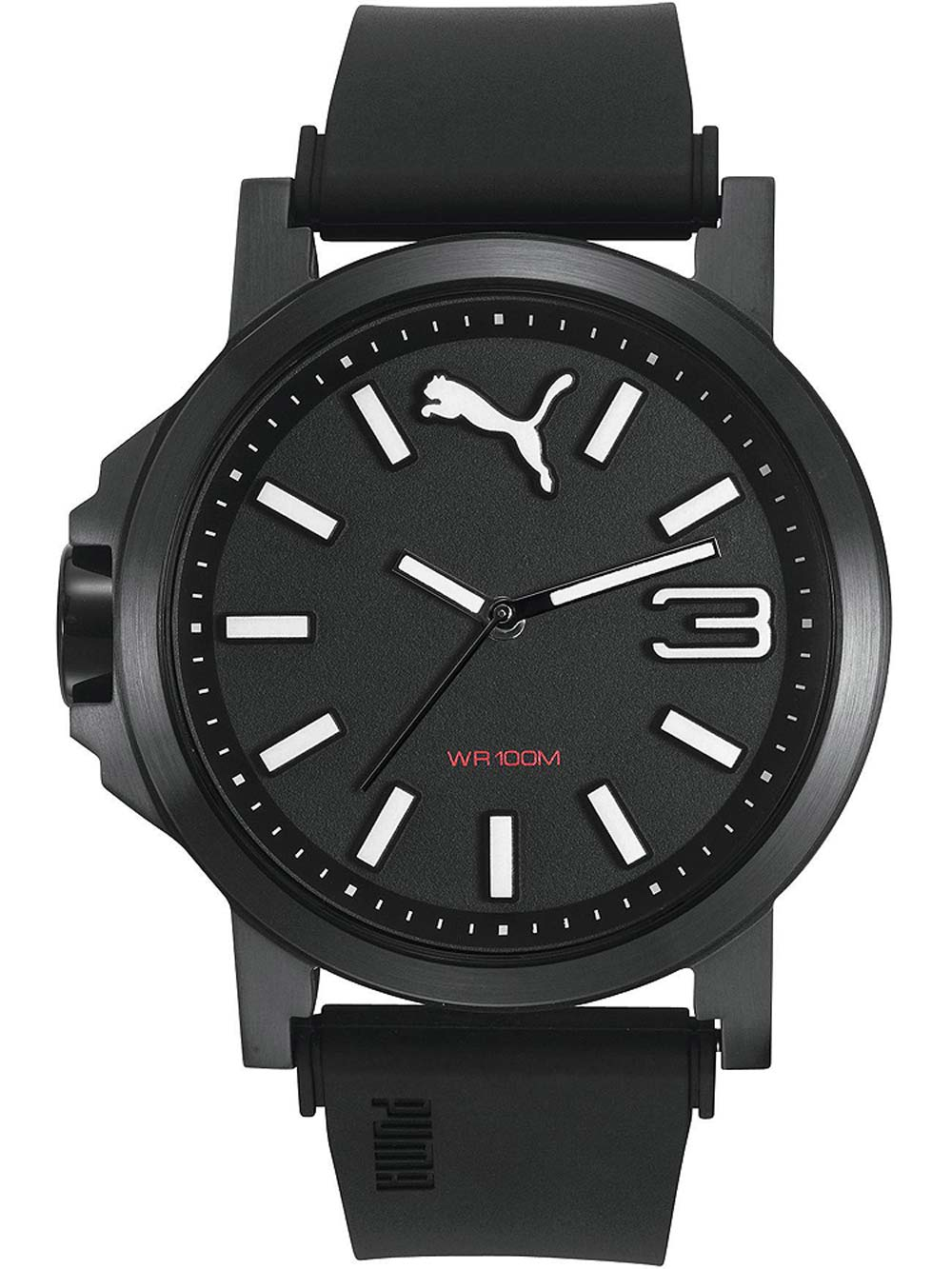 Image of Puma PU103462019 Ultrasize Unisex 45mm 10ATM