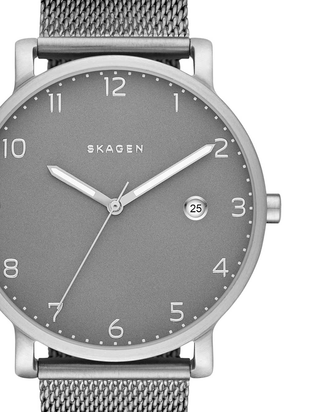 Image of Herrenuhr Skagen Grau
