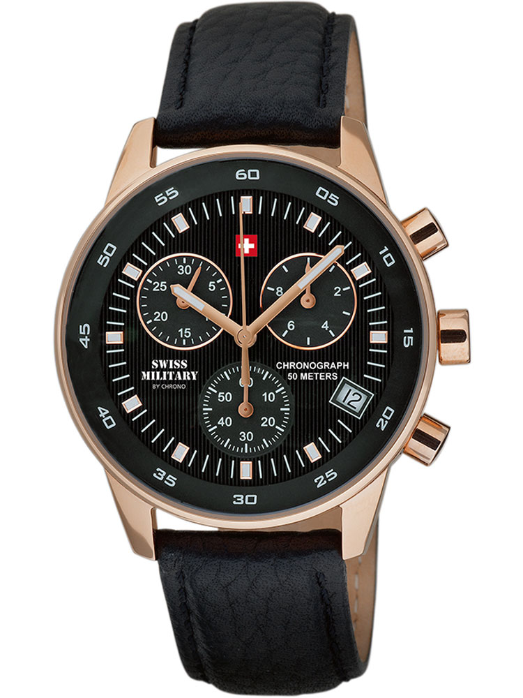 Image of Swiss Military SM30052.06 Chronograph 5 ATM, 41 mm