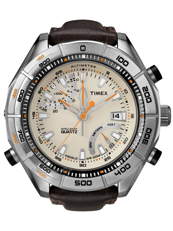 Timex Expedition E-Altimeter T49792,T2N728 IQ Serie