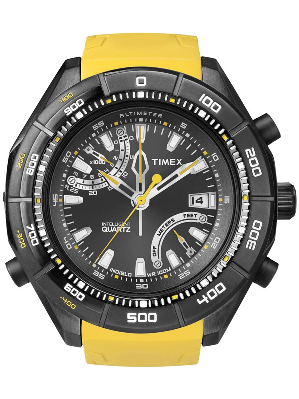 Timex Expedition E-Altimeter T49796,T2N730 IQ Serie