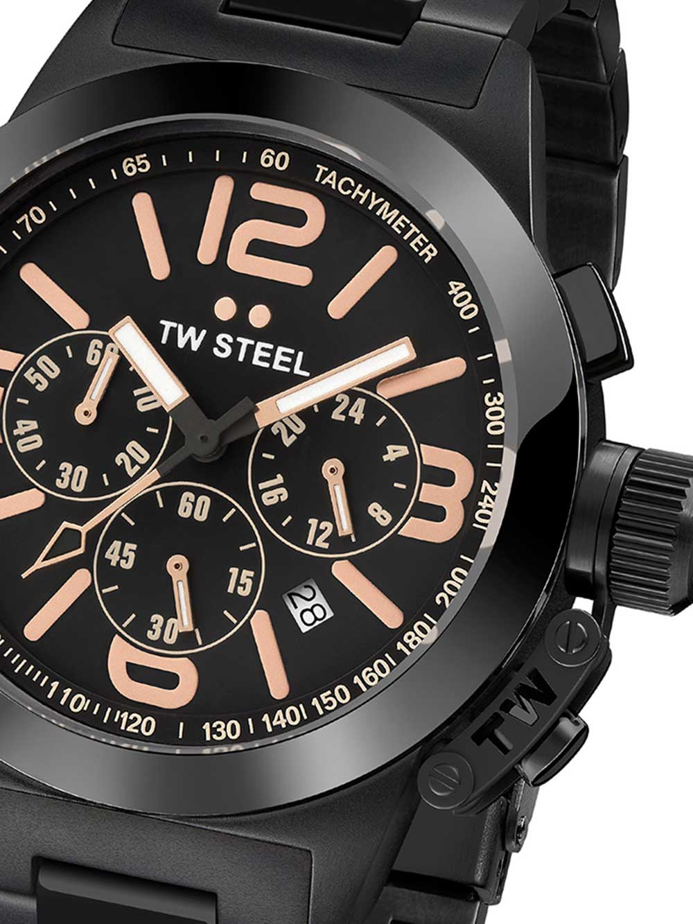 Image of TW-Steel TW312 Kelly Rowland Chronograph 40mm 10ATM
