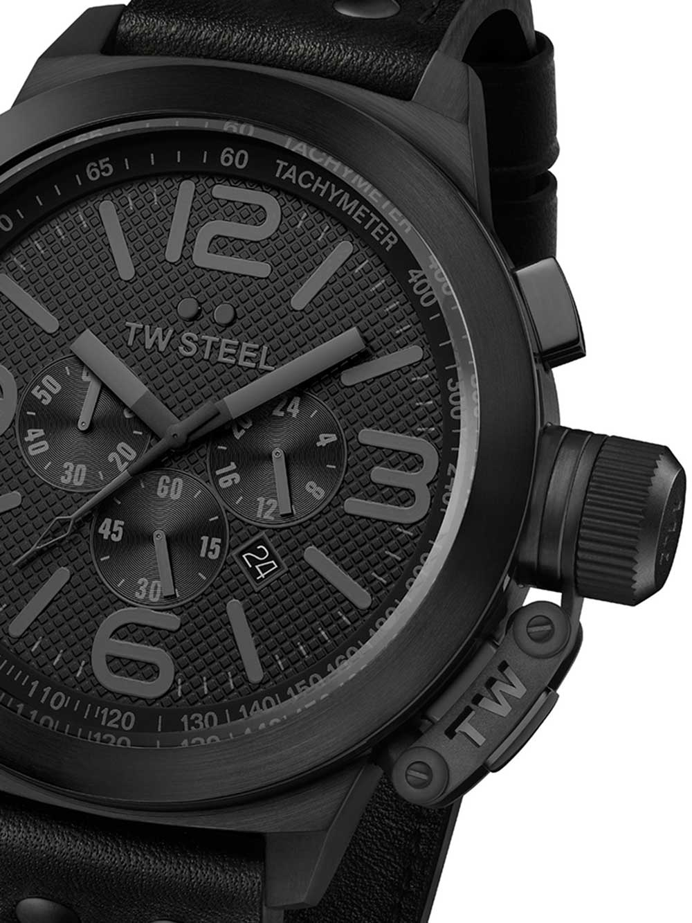 TW Steel Canteen Style Chrono Ref. TW821 - 50mm
