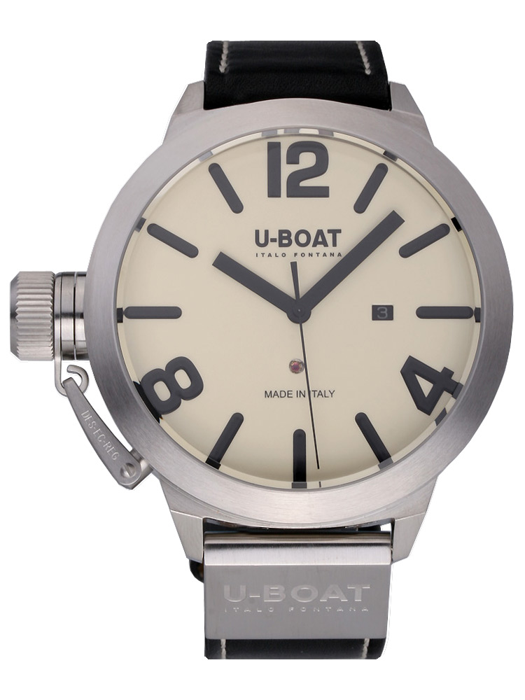 Image of U-Boat 5571 Classico AS 53mm 10ATM