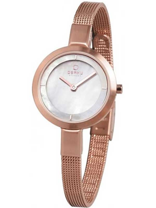 Image of Obaku V129LXVWMV Damen 26mm 3ATM