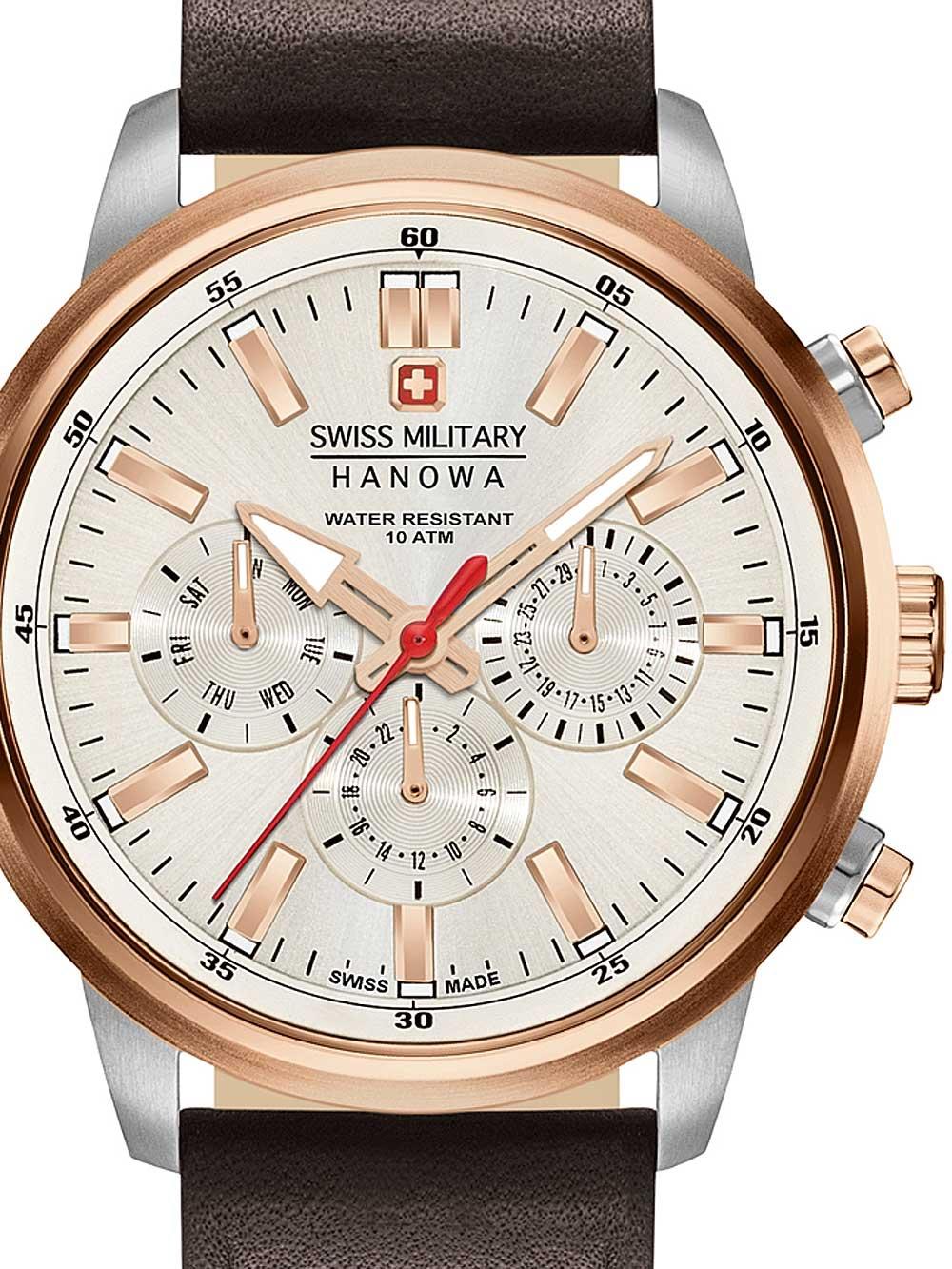 Swiss Military Hanowa 06-4285.12.001 Horizon Mu...
