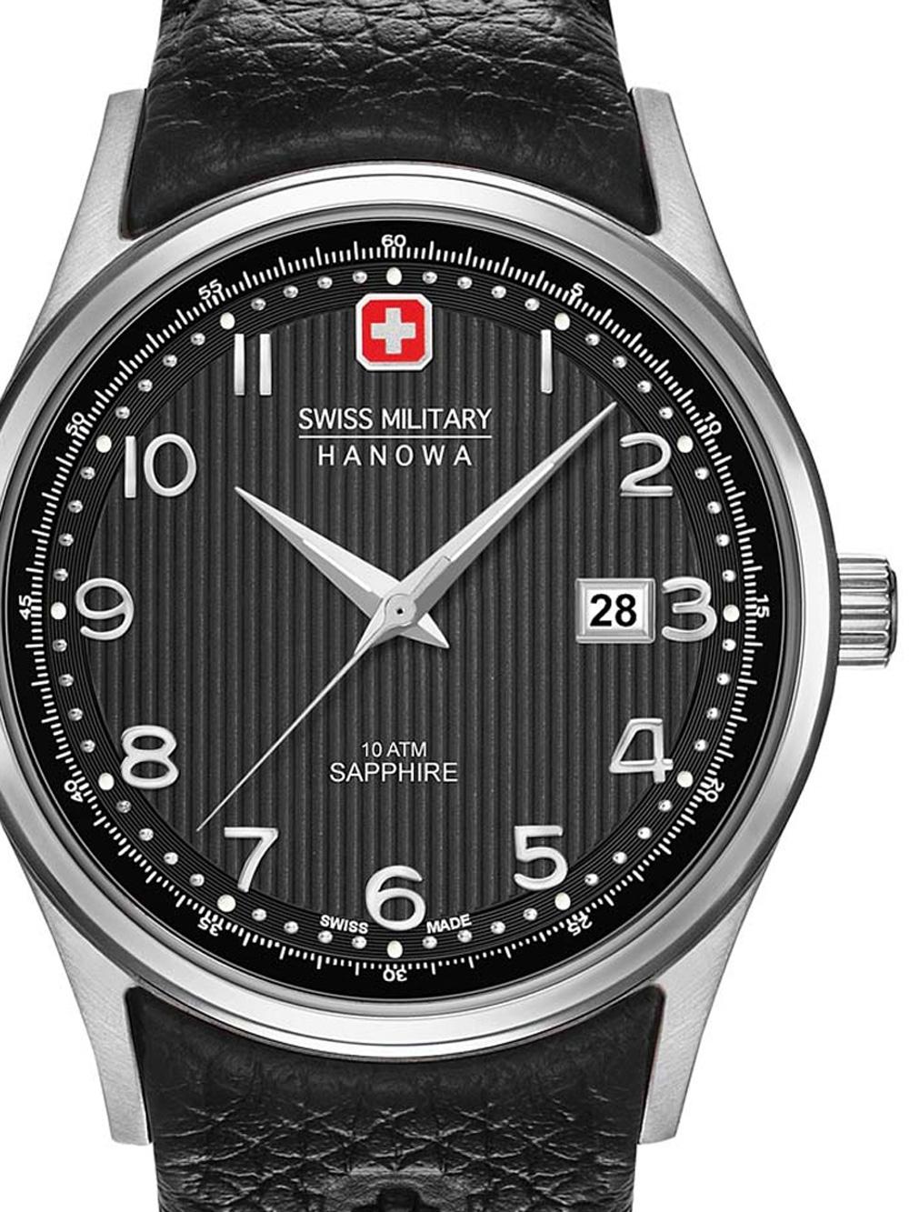 Swiss Military Hanowa 06-4286.04.007 lus Herren 42mm 10ATM