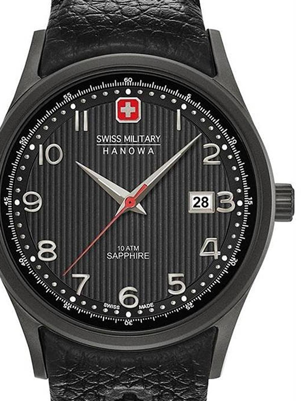 Swiss Military Hanowa 06-4286.13.007 lus Herren 42mm 10ATM