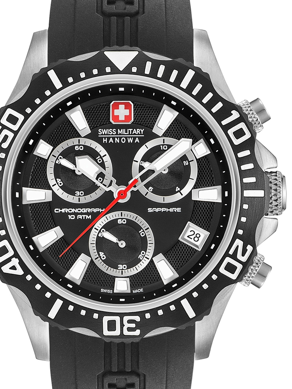 06-4305.04.007 Patrol Chrono 45mm 10ATM