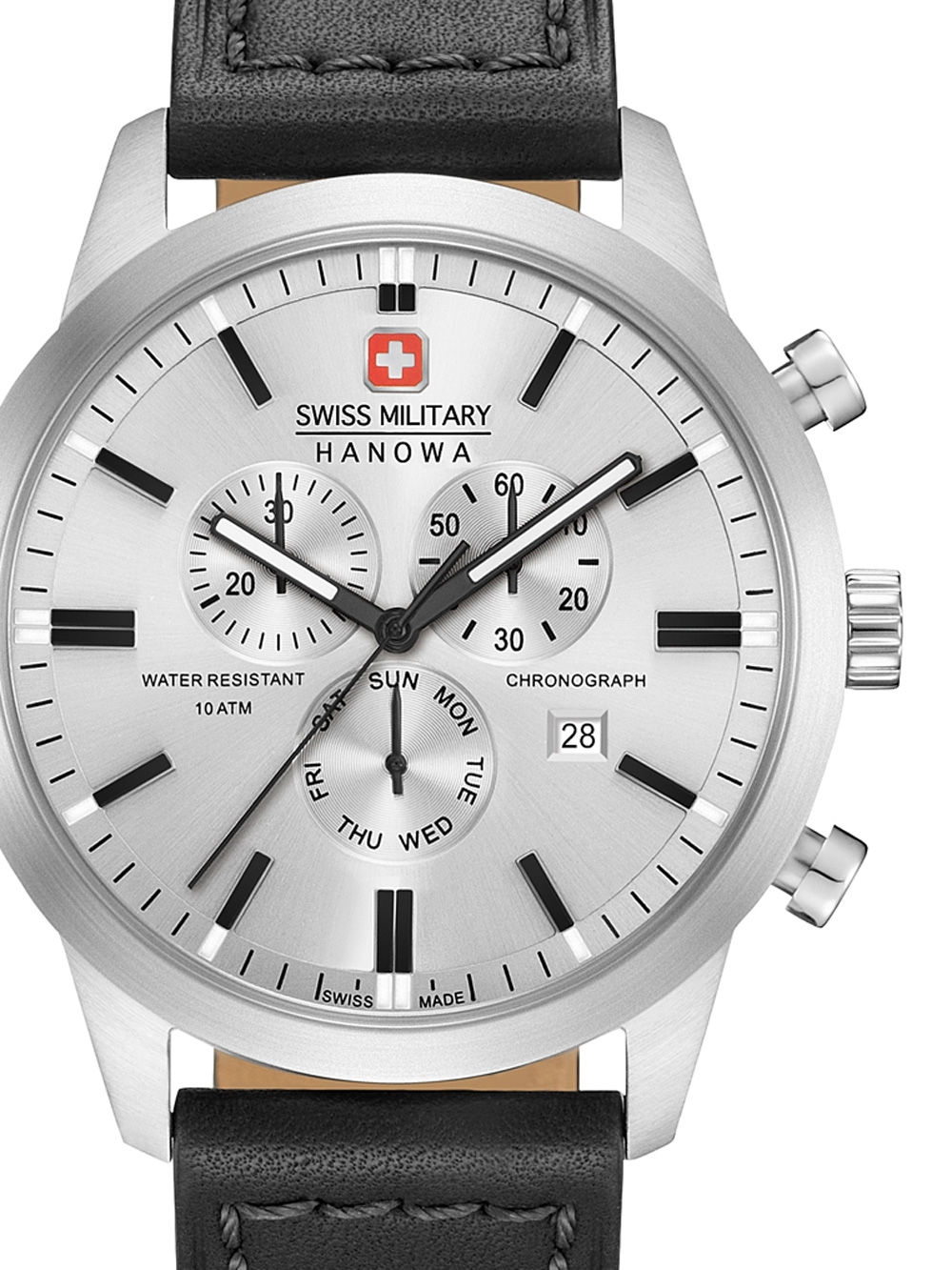 Swiss Military Hanowa 06-4308.04.009 Classic Chrono 44mm 10ATM