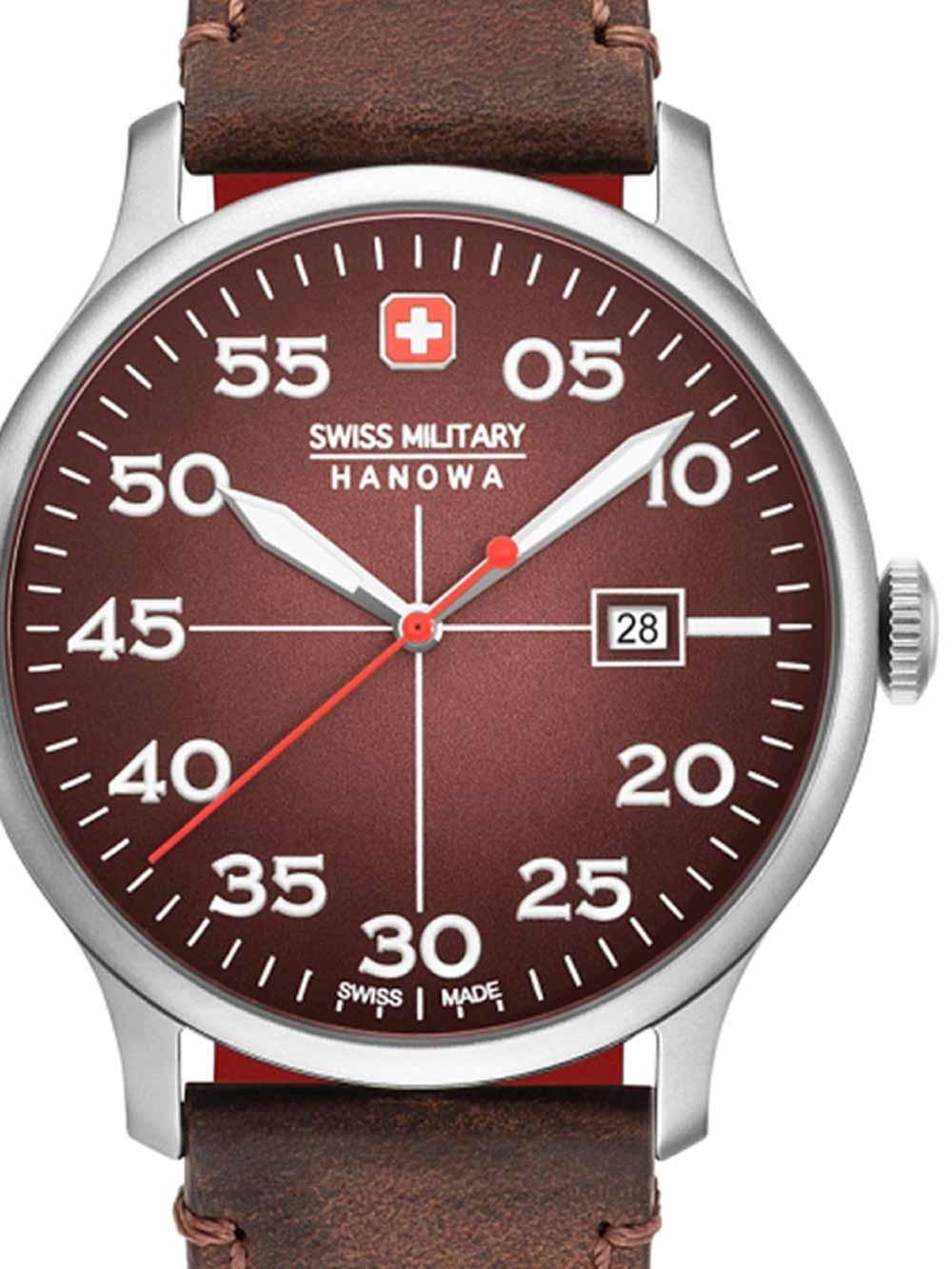 Swiss Military Hanowa 06-4326.04.005 Active Duty 43mm 5ATM