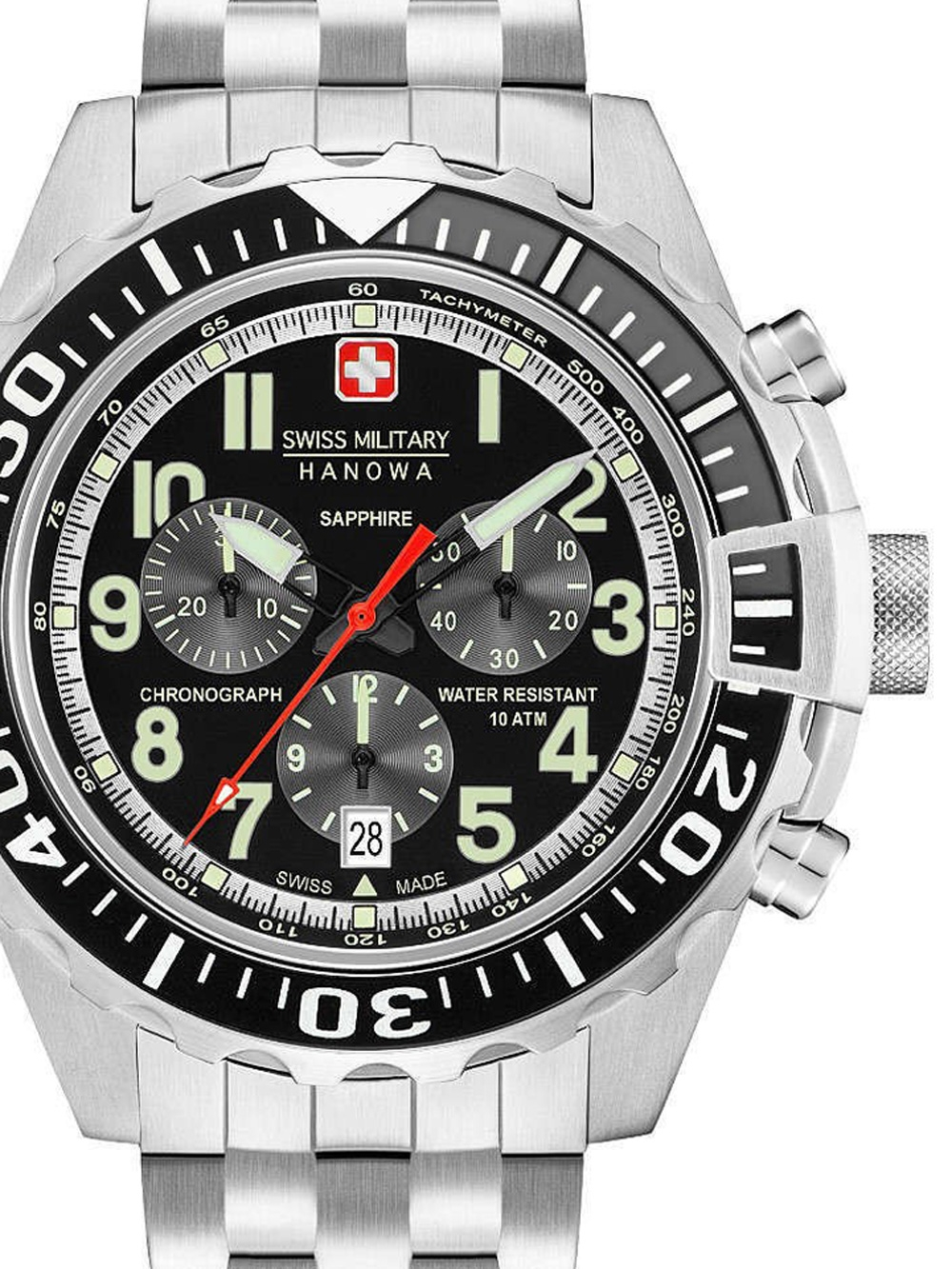 06-5304.04.007 Touchdown Chrono 45mm 10ATM