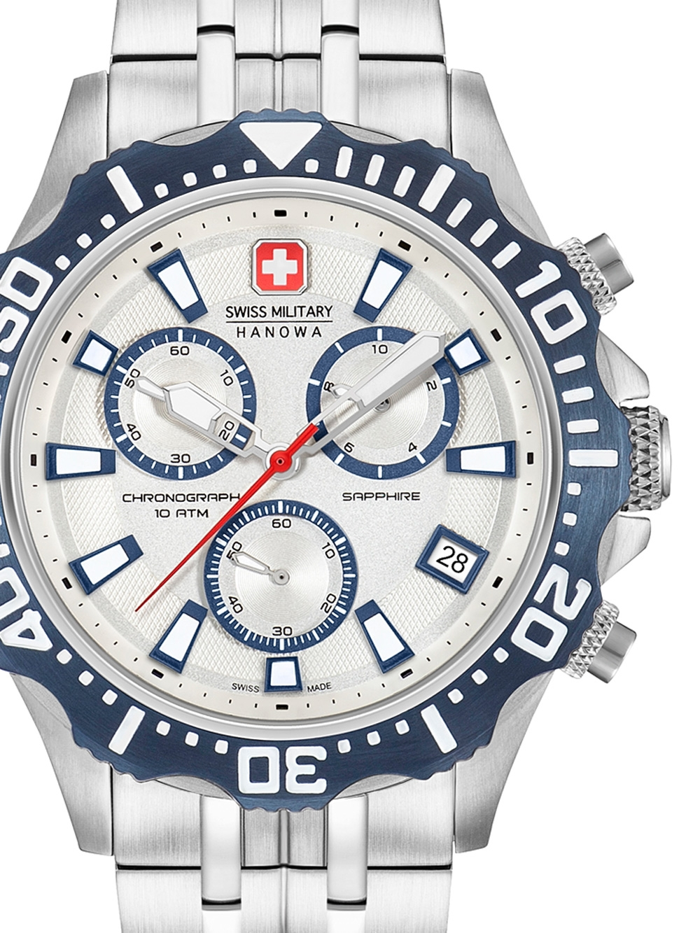 06-5305.04.001.03 Patrol Chrono 45mm 10ATM
