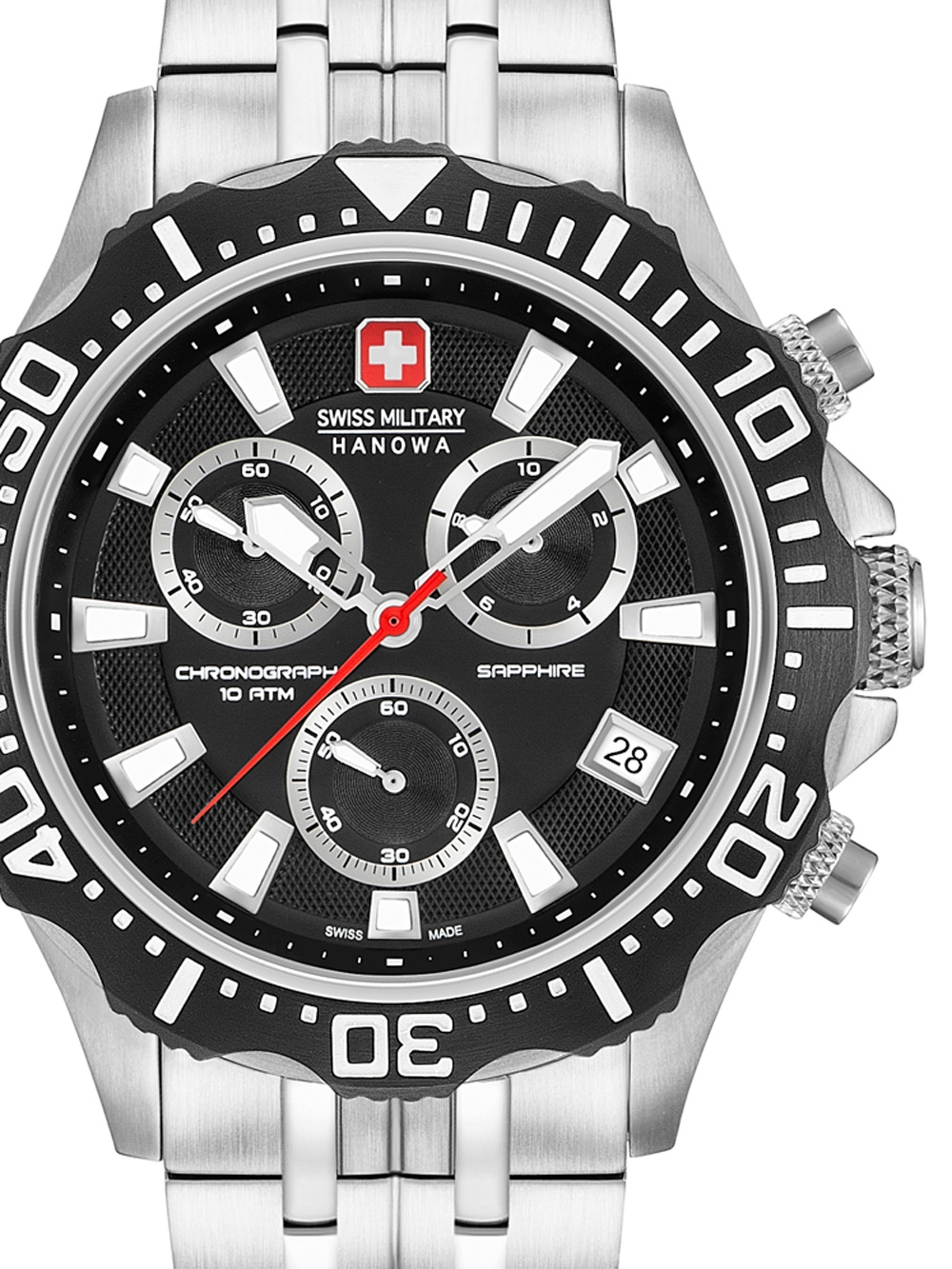 06-5305.04.007 Patrol Chrono 45mm 10ATM