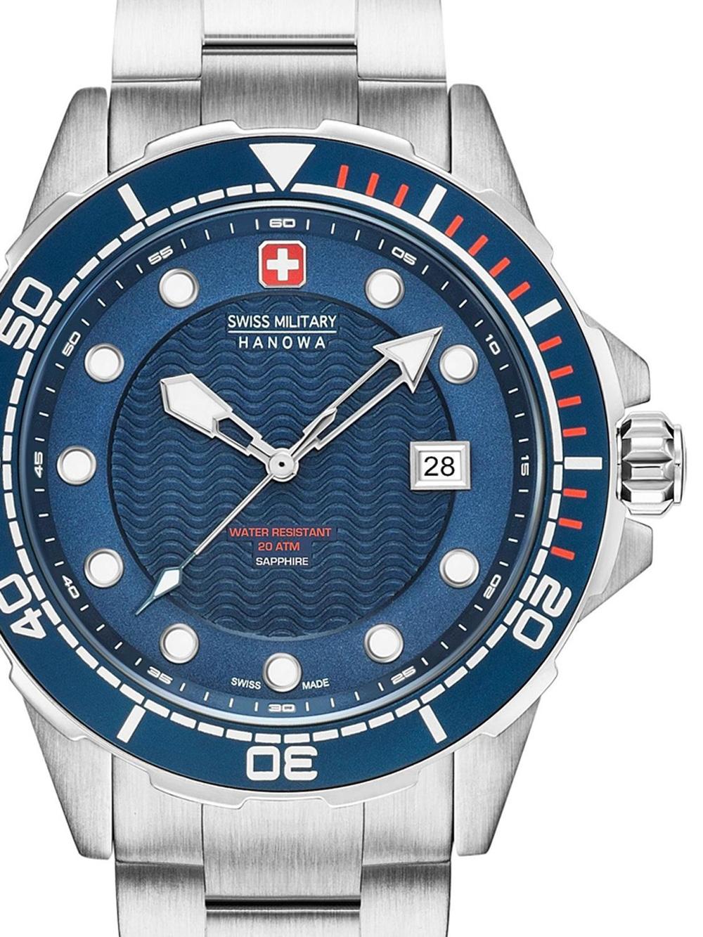 06-5315.04.003 Neptune Diver Herren 44mm 20ATM