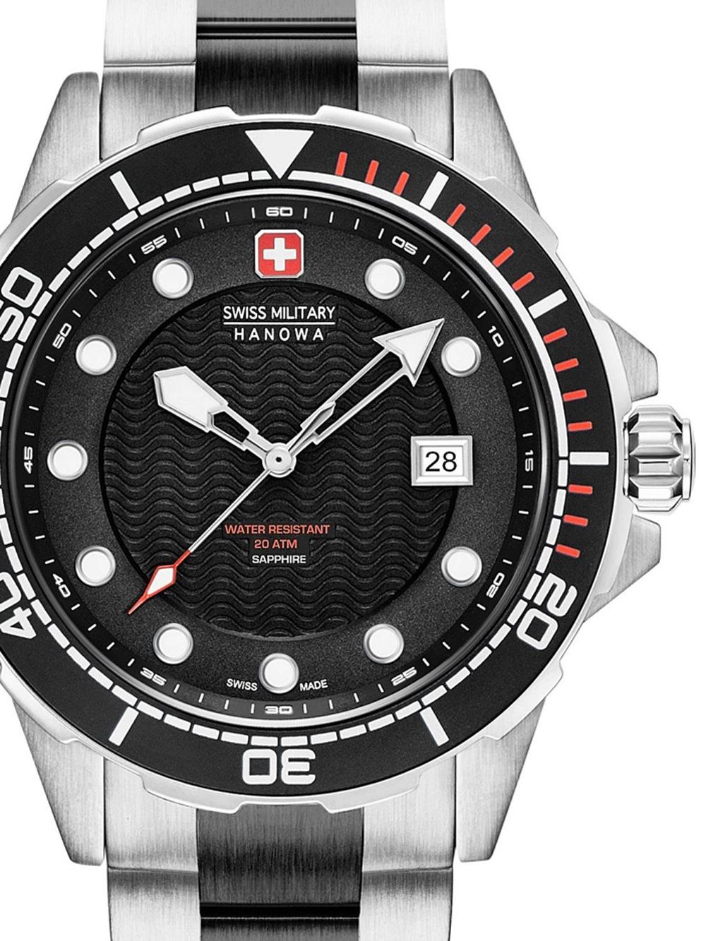 06-5315.33.007 Neptune Diver Herren 44mm 20ATM