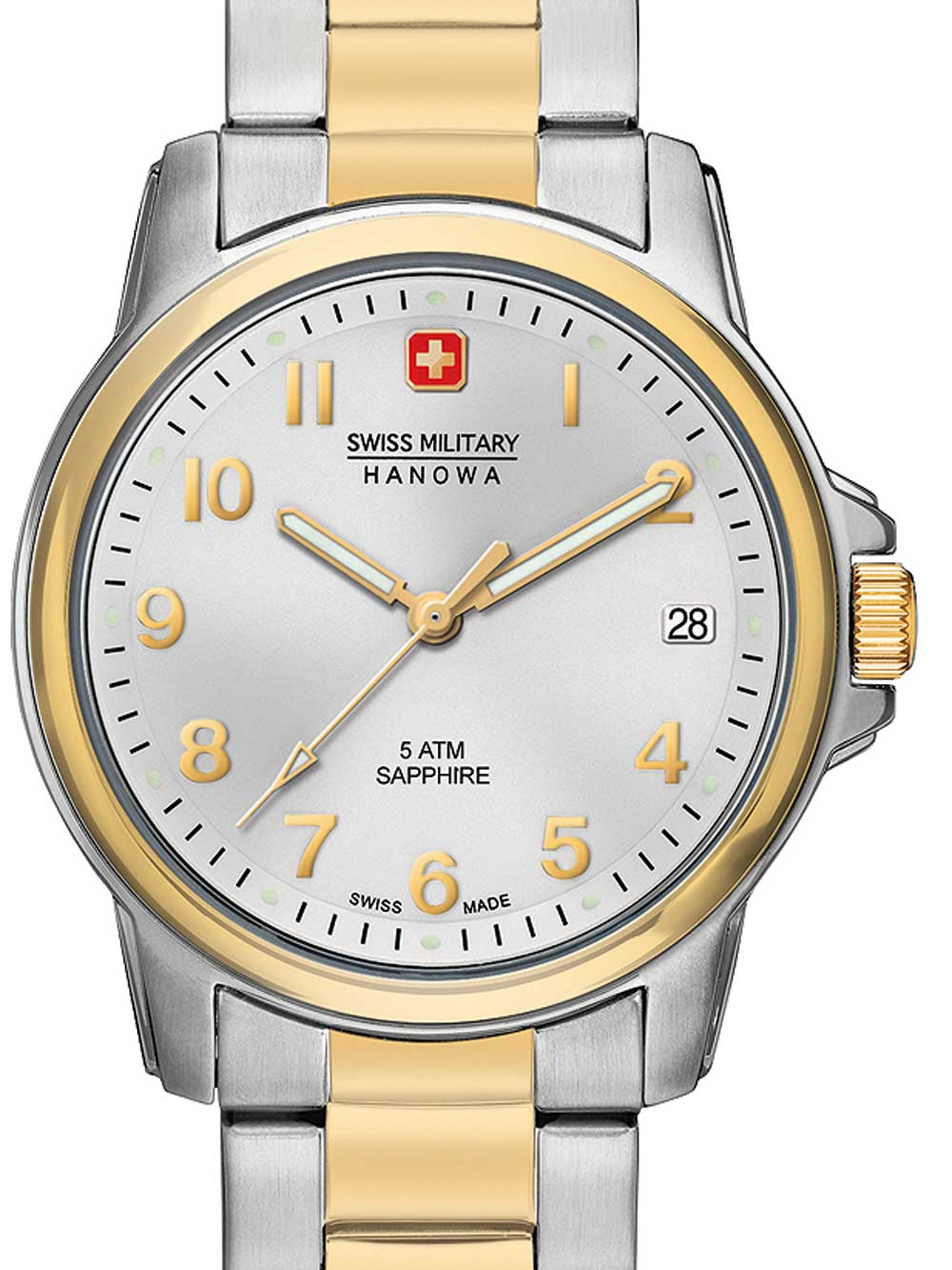 06-7141.2.55.001 Swiss Soldier Lady Prime 32mm 5ATM