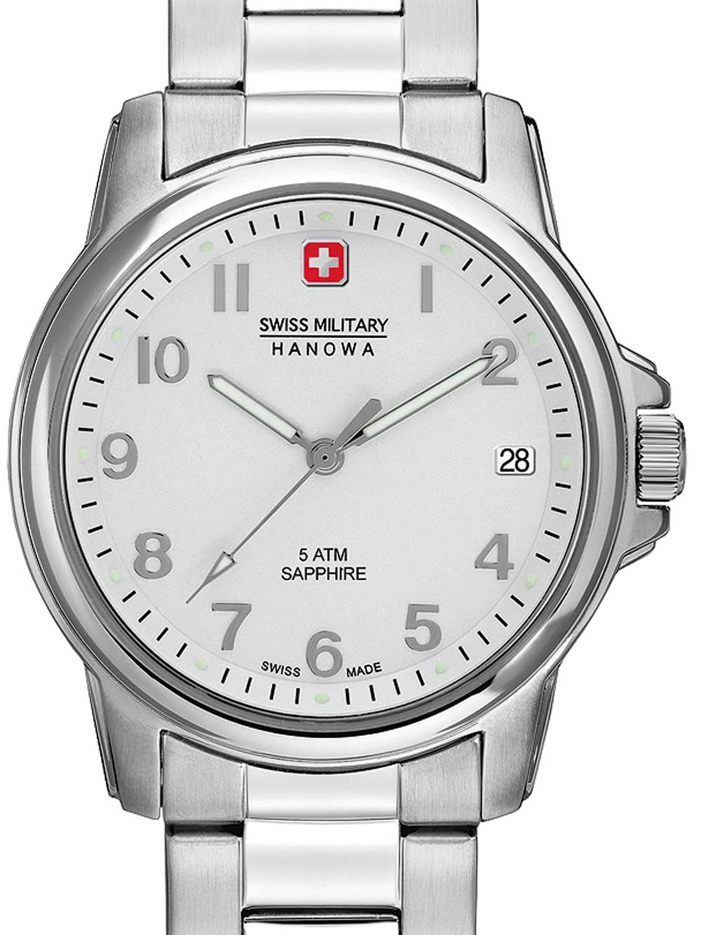 06-7231.04.001 Swiss Soldier Lady Prime 32mm 5ATM