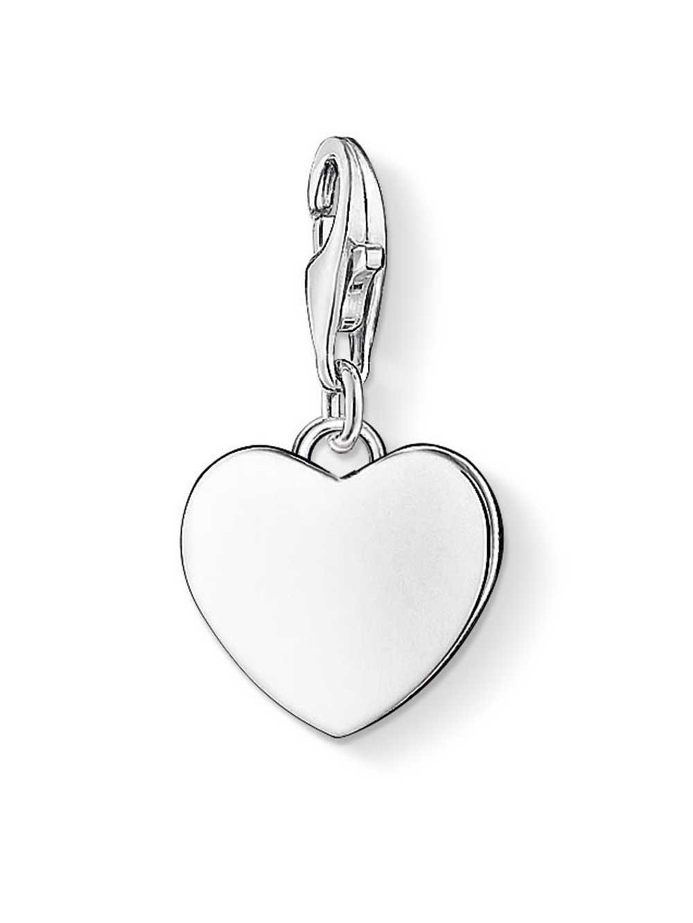 Thomas Sabo 0766-001-12 Charm Anhänger Herz
